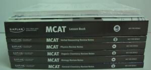 Kaplan-Test-Prep-and-Admissons-MCAT-7-ct-book-set-new
