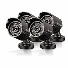 Swann SRPRO-815WB4-CL 1080p Bullet Security Cameras w 82ft Night Vision - 4 Pack