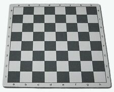 "20"" Soft MousePad Rubber Chess Board - black/White  NEW"