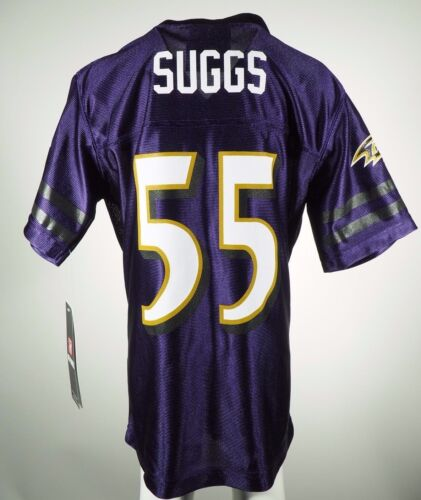 Baltimore Ravens football 55 Terrell Suggs NFL Youth Jersey New ...