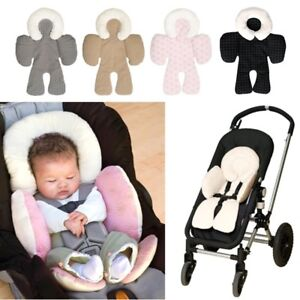 Newborn-Baby-Car-Seat-Stroller-Cushion-Pad-Liner-Mat-Head-Body-Support-UK