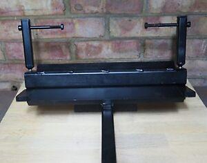 Sheet Metal Folder Bender Vice Mounted Tool 350 Mm Ebay