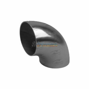 3-034-76MM-90-DEGREE-TIGHT-RADIUS-MANDREL-BEND-STAINLESS-STEEL-EXHAUST-PIPE