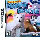Paws & Claws: Marine Rescue (Nintendo DS, 2011)