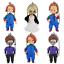 6pcs-Child-039-s-Play-Chucky-Bride-of-Chucky-amp-Son-Keychain miniature 1