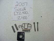 2007 Suzuki Quadsport LTZ 400 Steering Stem Clamp Holder Bushing Mount bracket