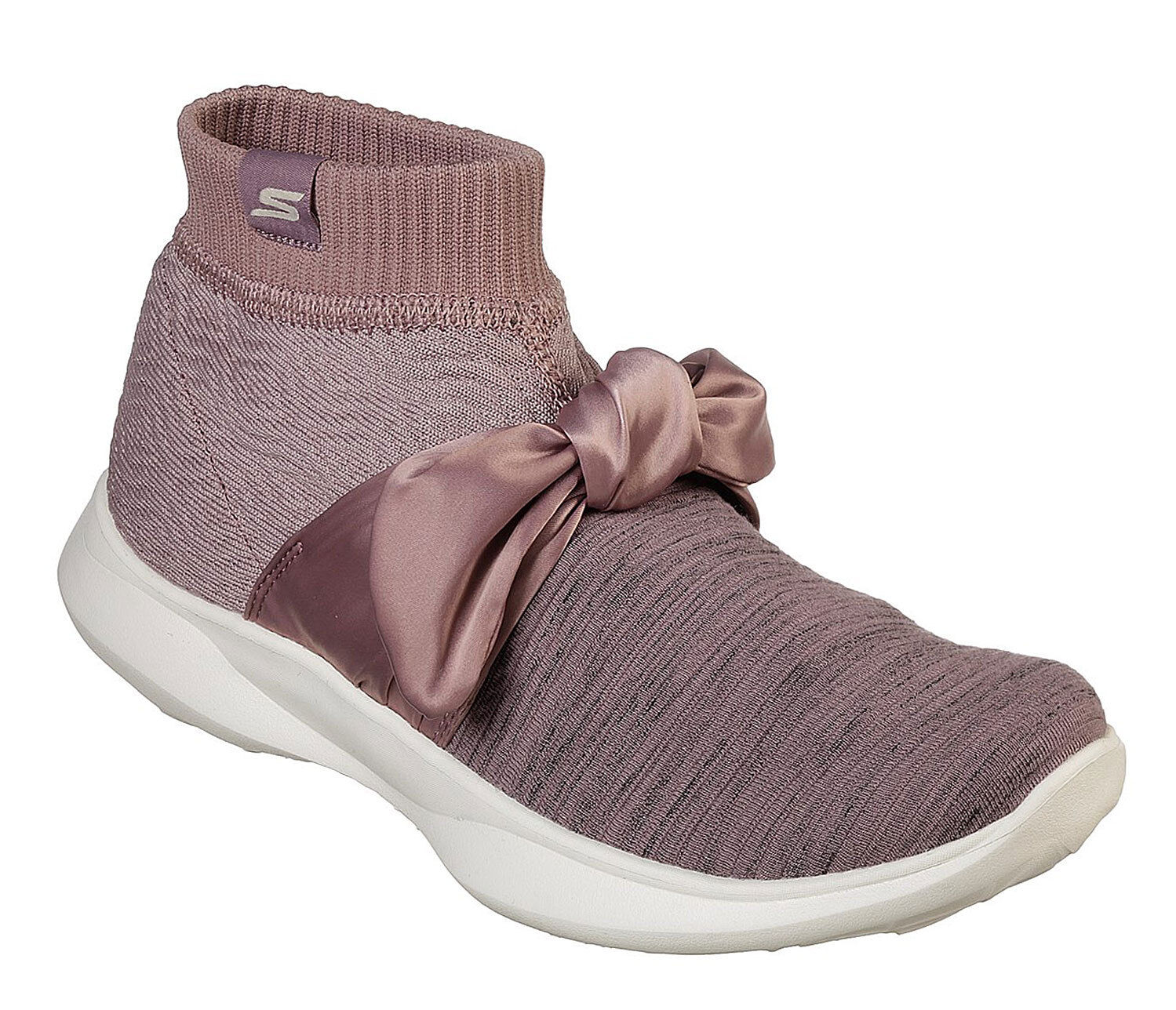 Skechers NEW pink You Serene Contour mauve pink NEW comfort fashion shoes trainers sz 3-8 4fca04