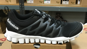 c3f7fe6358f2 Reebok RealFlex Train 4.0 Men s Training Shoes Black Alloy White ...