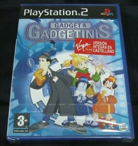 GADGET-AND-GADGETINIS-PS2-PRECINTADO-NUEVO