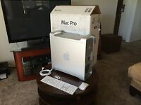 Apple Mac Pro 3.33GHz 12-Core 64GB RAM/512GB PCIe SSD/4TB HDD/GTX 680 2GB CUDA