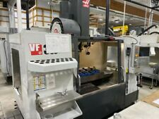 Haas Vf 3ss Vertical Machining Center And Trunnion New 2012 Mm