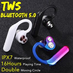 TWS-bluetooth-5-0-4D-CUFFIE-AURICOLARI-IPX7-IMPERMEABILE-WIRELESS-SPORT-MICRO