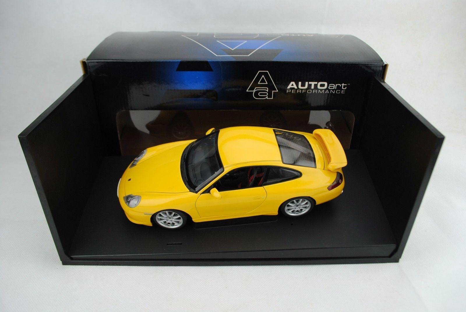 1 18 Autoart  77812 Porsche 911 GT3 Street Auto Gituttio  Rarità  Neuzuste