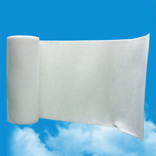 White Foam Home Air Filter Window Air Conditioning Ventilator Cut-to-fit 1*1M ZB