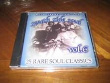 South Side Soul Vol. 6 CD Oldies - Albert Jones Leroy Hudson Al Campbell Darondo
