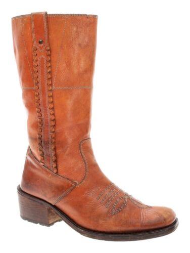 VINTAGE Campus Boots 8.5 M Womens Eu 39 NOD Leathe