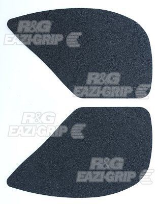 R/&G Racing Eazi-Grip Traction Pads Black to fit Suzuki SV 650 SV 650 S