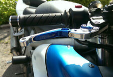 SUZUKI SV650 / S 1999-2015 BRAKE & CLUTCH FOLDING EXTEND LEVERS RACE TRACK TS126