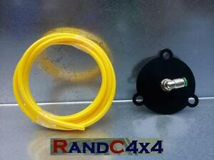 Land-Rover-Defender-Timing-Cam-Belt-Case-Breather-Wading-Kit-YELLOW-200-300-TDi