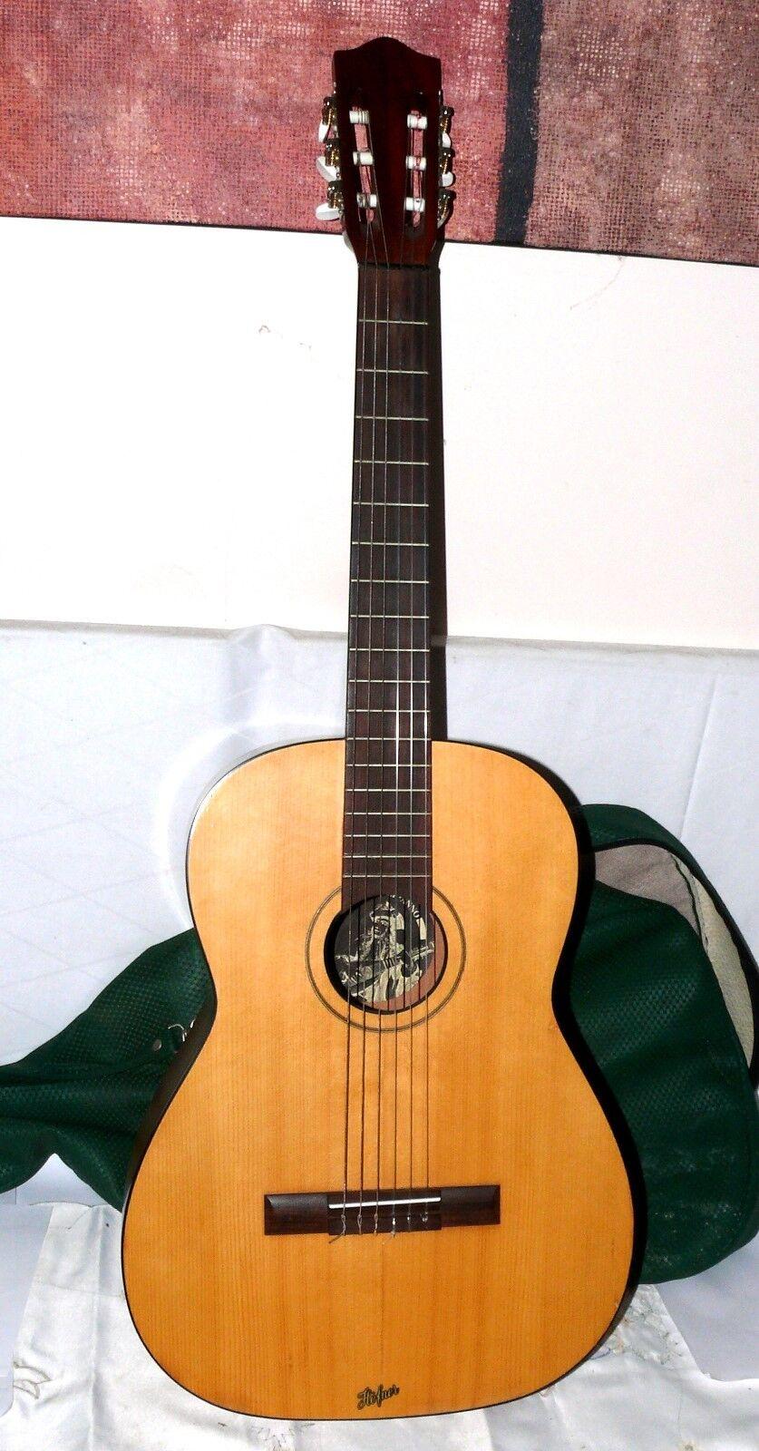 Höfner Acoustic Guitar Klassik Akustik Konzert-Gitarre Modell 1977  13377