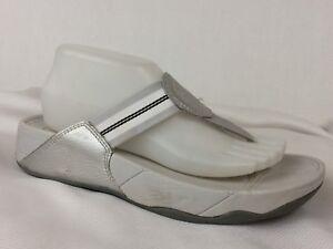 1d336dd817279a Fit Flop Fitflop Womens 9 M Thong Flip Flops Sandals Toning Walking ...