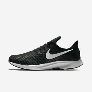 Mns-Nike-Air-Zoom-Pegasus-35-Sz-9-5-4E-WIDE-Black-Grey-942854-001-FREE-SHIPPING