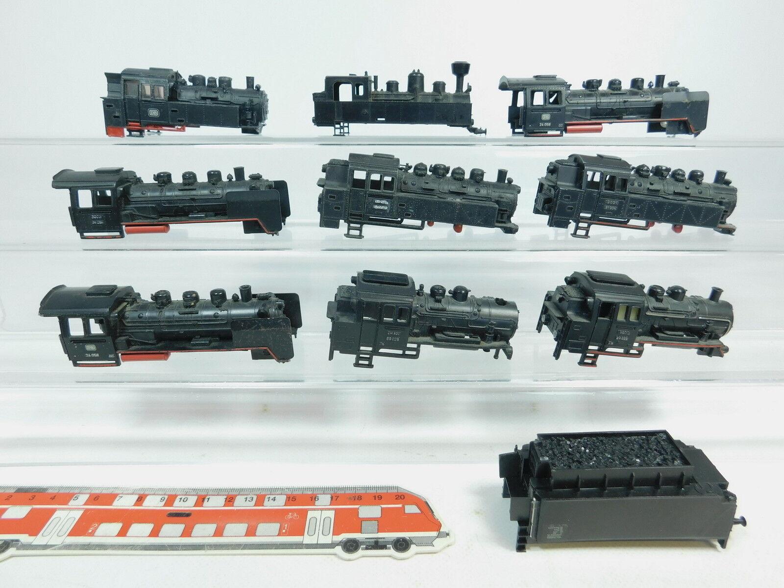 Ai888-1 x MÄRKLIN H0 manualidades  Locomotora de Vapor + tender-gehäuse BR