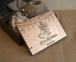 Details About Disney Beauty And The Beast Guest Book A5 Wedding Bronze