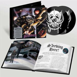 Motorhead-Bomber-40th-Anniversary-Edition-New-CD-Anniversary-Ed