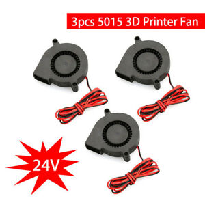3x-Radialluefter-50x15mm-24V-0-15A-Fan-Cooler-3D-Drucker-Radial-Luefter-50mm