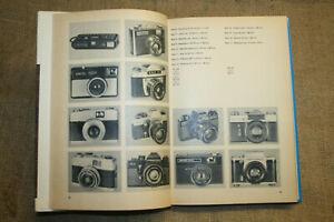 Fachbuch-DDR-Fototechnik-Kameratechnik-1986-Exakta-Praktica-Exa
