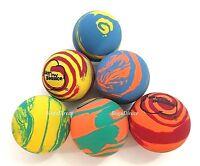 6 Sky Bounce Rainbow Mix Color - Hand Balls / Racket Ball