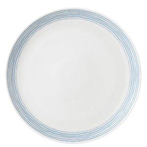 Royal-Doulton-Ellen-DeGeneres-Polar-plato-puntos-azules-28-Cm