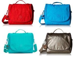 NWT-Authentic-Kipling-KICHIROU-Lunch-Bag