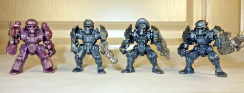 Necro Nazi Cyborgs Necros Clan Zombie 4 Plastic Battle Beasts robots Tehnolog