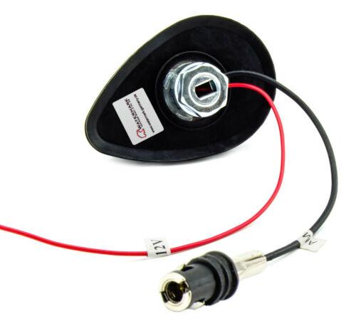 Antenne Dachantenne Für Audi A3 A4 A6 Mini R50 R52 Roka Snap Shark Verstärker