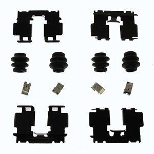 Carlson H5691Q Disc Brake Hardware Kit Pad Service Repair ur