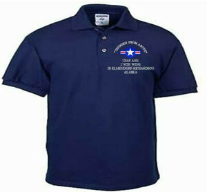 176TH-WING-JB-ELMENDORF-AK-USAF-ANG-EMBROIDERED-LIGHTWEIGHT-POLO-SHIRT