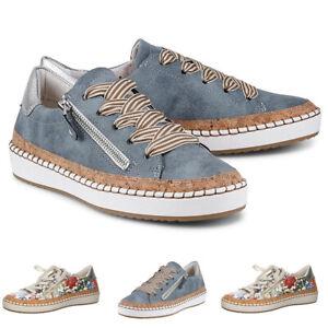 Fashion-Women-039-s-Ladies-Leisure-Flat-Round-Toe-Large-Size-Slip-on-Casual-Shoes
