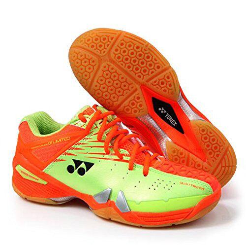 Yonex Badminton Zapatos Cojín De Energía verde Lima Raqueta Nuevo Con Etiquetas Tamaño Grande SHB-01LTD