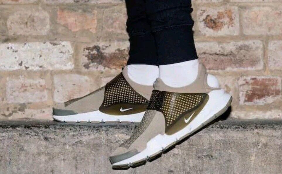 Nike Roshe One SE homme 844687-008 River Rock Desert Moss fonctionnement chaussures Taille 14