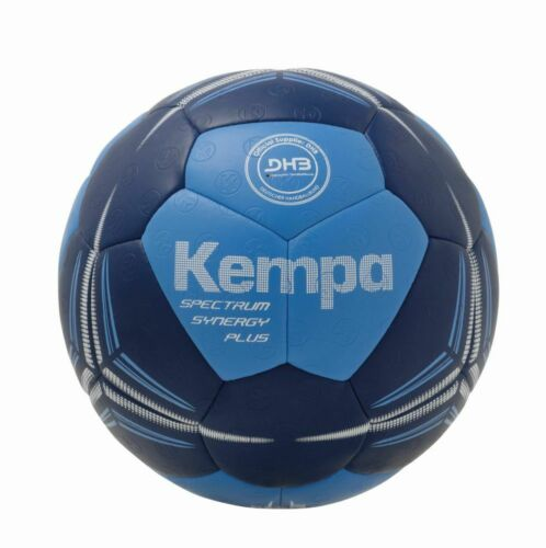 Kempa Handball Spectrum Synergy Plus Ball Trainingsball Spielball blau