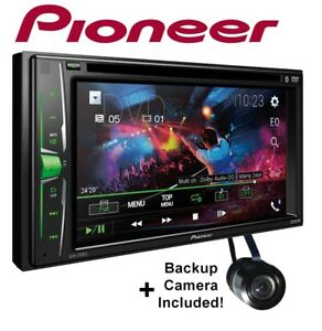 Pioneer-AVH-200EX-6-2-034-Bluetooth-DVD-Receiver-with-a-Backup-Camera