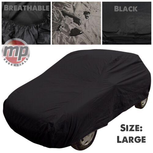 Negro Interior /& Al Aire Libre Lluvia Helada Nieve UV aireado coche completo cubierta para Mazda 3