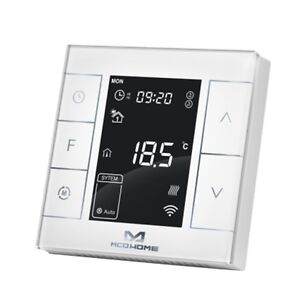 Mco Home Water Heating Thermostat Mh7 Z Wave Plus