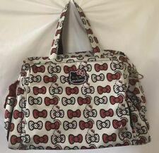 644613a34d09 item 3 Ju-Ju-Be HELLO KITTY Be Prepared Diaper Bag Peek A Bow Complete  Unused Dots -Ju-Ju-Be HELLO KITTY Be Prepared Diaper Bag Peek A Bow  Complete Unused ...