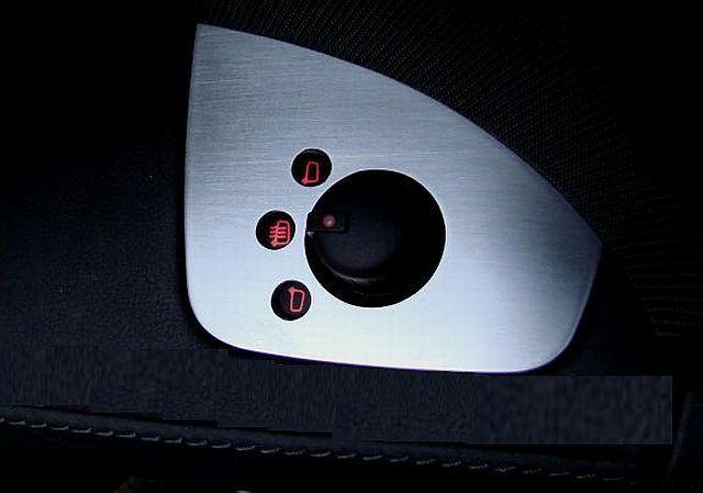 Audi TT MK2 quattro s-line 8J TTs TTRS 3.2 3,2 alu cover interni mirrow adjuster