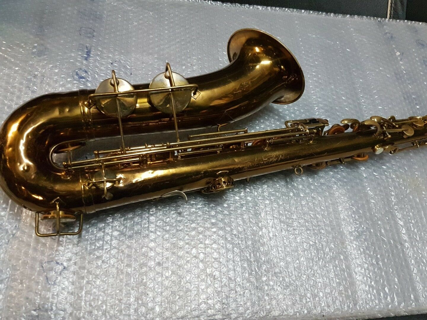 60's CLEVELAND   KING by H N Weiß TENOR SAX   SAXOPHONE - made in USA