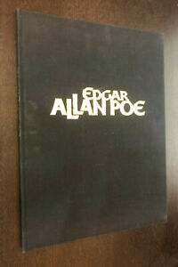 POE FALL OF THE HOUSE OF USHER -- Richard Corben -- 1985 Catalan SIGNED / #d HC