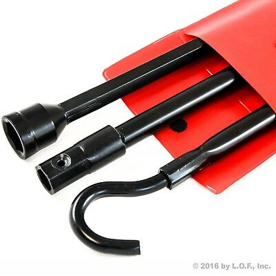 Replacement for Jack 88-98 fits Chevy C//K Spare Hook Wrench Tire Tool Kit w Bag